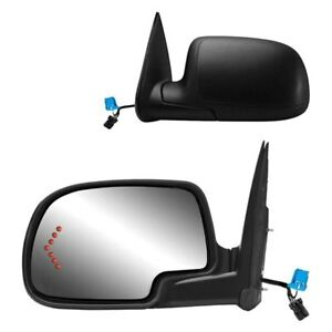 For Chevy Silverado 3500 03 06 Side View Mirrors Driver Passenger