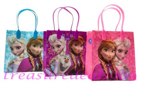 18 PCS DISNEY FROZEN ELSA ANNA OLAF GOODIE GIFT BAGS PARTY FAVORS TREAT BIRTHDAY