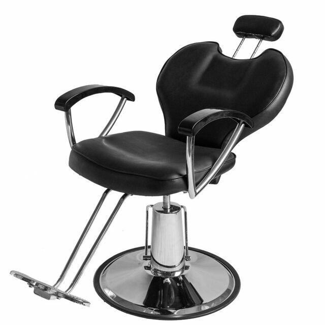 Classic Barber Chair Shampoo Beauty Spa Hair Styling Salon Equipment Blcak For Sale Online Ebay