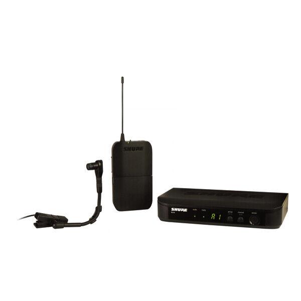 Shure BLX14 B98 (H9) Wireless Instrumental Microphone System