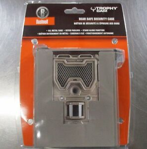 Bushnell-119657C-Bear-Safe-Security-Case-For-Trophy-Cam-Trail-Cams-NEW