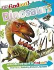 Dinosaurs by DK (Paperback, 2016)