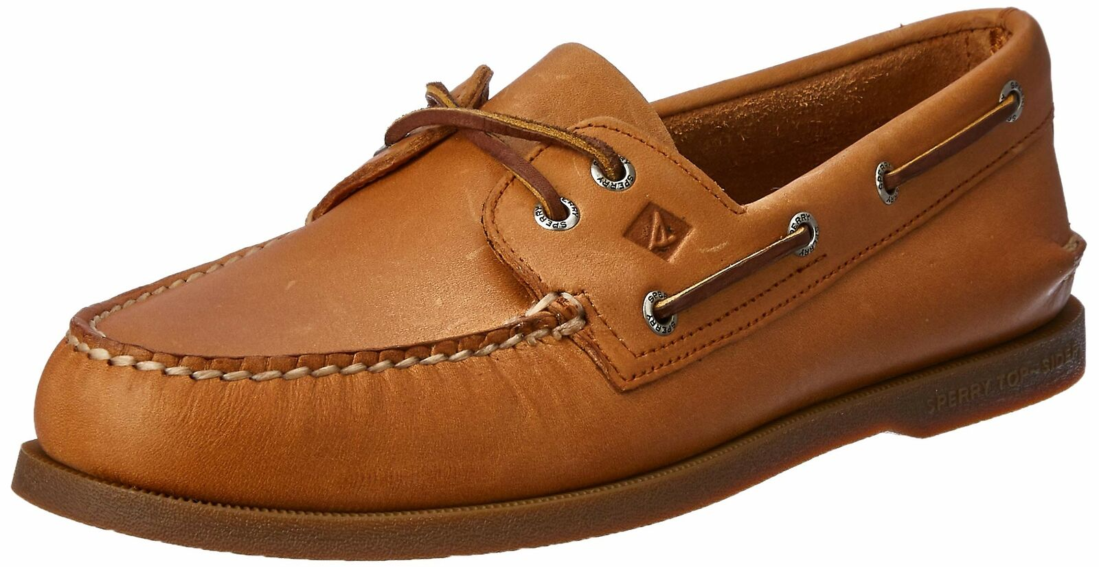 Sperry Men's A O 2 Eye Boat shoes,Sahara