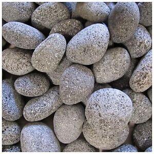 Details About Outdoor Fire Pit Landscape Landscaping Garden Lava Rocks Stones Pebbles Stone