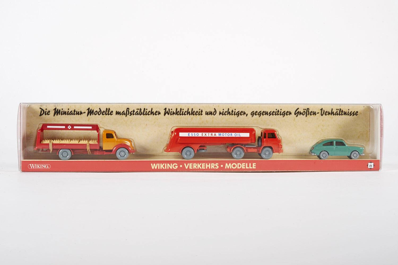 Wiking PMS Set Nr. 39, 39, 39, Verkehrs-Modelle, 1 87, OVP  | Creative  9fb324