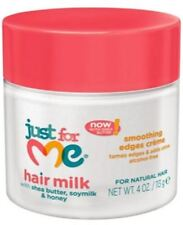 Soft - Beautiful Just For Me! Hair Milk Smoothing Edges Creme, 4 oz
