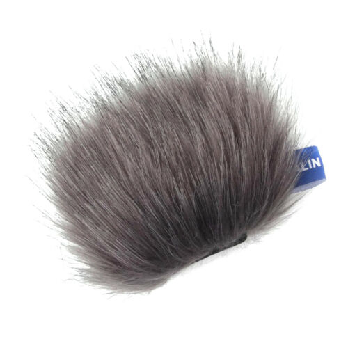 Furry Windscreen Wind Cover Microphone Muff for Tascam DR-05