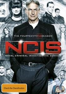 NCIS-COMPLETE-SEASON-14-039-039-genuine-039-039-DVD-UK-Compatible-sealed