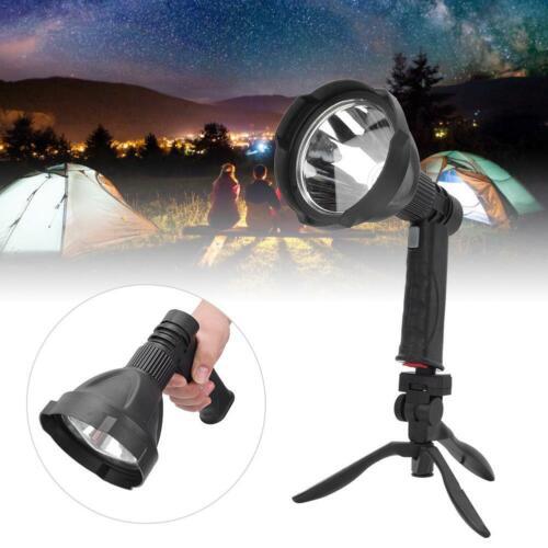 LED haute luminosité longue portée lampe de poche lampe de poche camping lampe