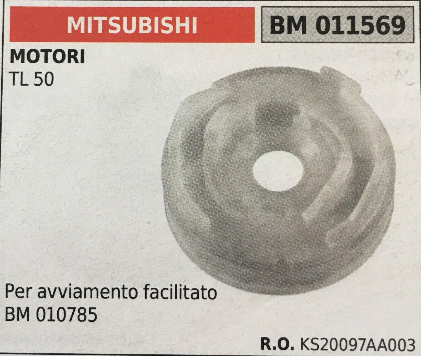 PULEGGIA AVVIAMENTO BRUMAR MITSUBISHI BM011569