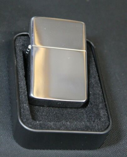 Birthday Free Engraving-Ideal Gift Audi S Line Solid Brass Lighter in Chrome