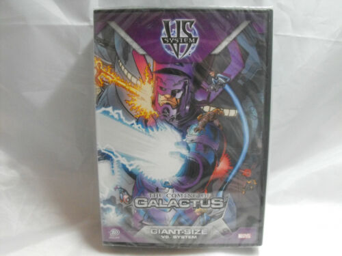 VS SYSTEM THE COMING OF GALACTUS GIANT SIZE DECK
