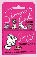 Simon's Cat Card Game by Steve Jackson Games SJG1539