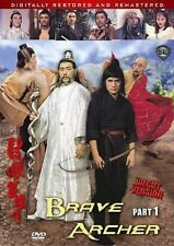 BRAVE ARCHER PT 1(SHAW BROTHERS) DIGITALLY REMATERED AND RESTORED