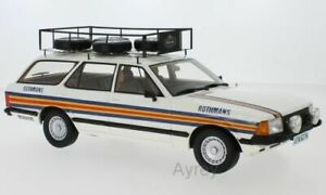 PREMIUM-CLASSIXXS-30110-FORD-GRANADA-Estate-1981-Rothmans-Rally-Team-model-1-18