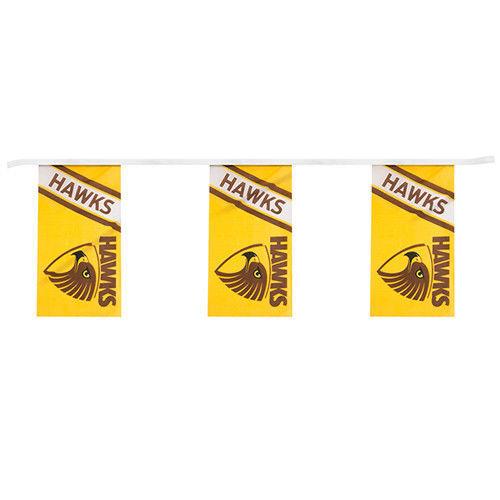 Hawthorn-Hawks-AFL-Bunting-5-Meters-Bunting-fast-shipping