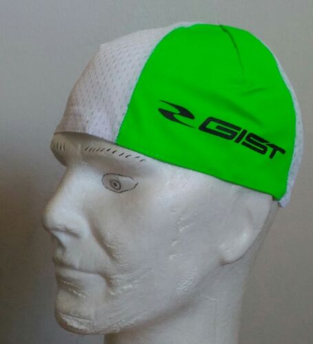 BALACLAVA SUMMER CYCLING GIST color WHITEGREEN FLUO one size
