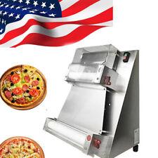 Us Pizza Bread Dough Roller Machine Pizza Making Machine Dough Sheeter New Sale