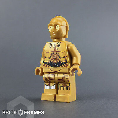 Star Wars Lego 75136 75159 75173 75192 C-3PO mini figure NEW 2016 2017