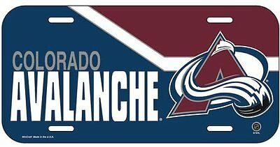 TEAM BOOSTER NHL® Mighty Ducks Anaheim License Plate