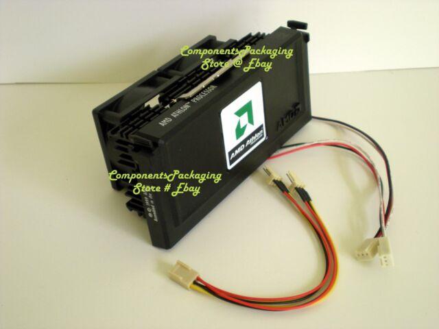 AMD K7-700 MHz Athlon CPU with Heatsink and Fan - Slot A OPN:AMDK7-700MTR51B New