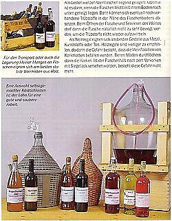 Beerenweine Fruchtweine und Kräuterweine Lehari Wein machen//Hand-Buch//Rezepte