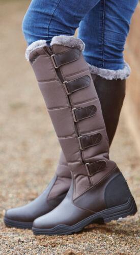 Brogini forte hiver Yard//Bottes d/'équitation Garder au Chaud et Sec lors de la marche ou d/'équitation.