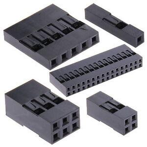 10-Stuck-Pinheader-Buchsenstecker-Raster-2-54mm-einreihig-1-polig-bis-32-polig