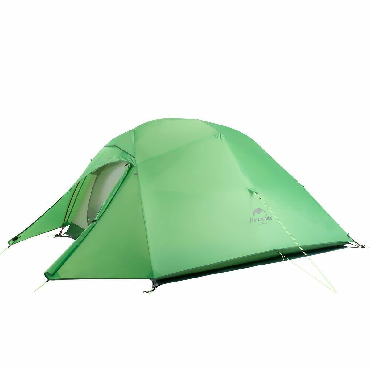 CloudUP 2 persona leggero Zaino in sptuttia tenda tenda tenda con improntaStagione 4 GRATIS. 382