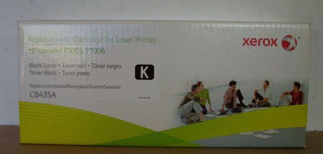 Xerox  Toner black 003R99777Toner black für LJ P1005 P1006 ersetzt CB435A  OVP