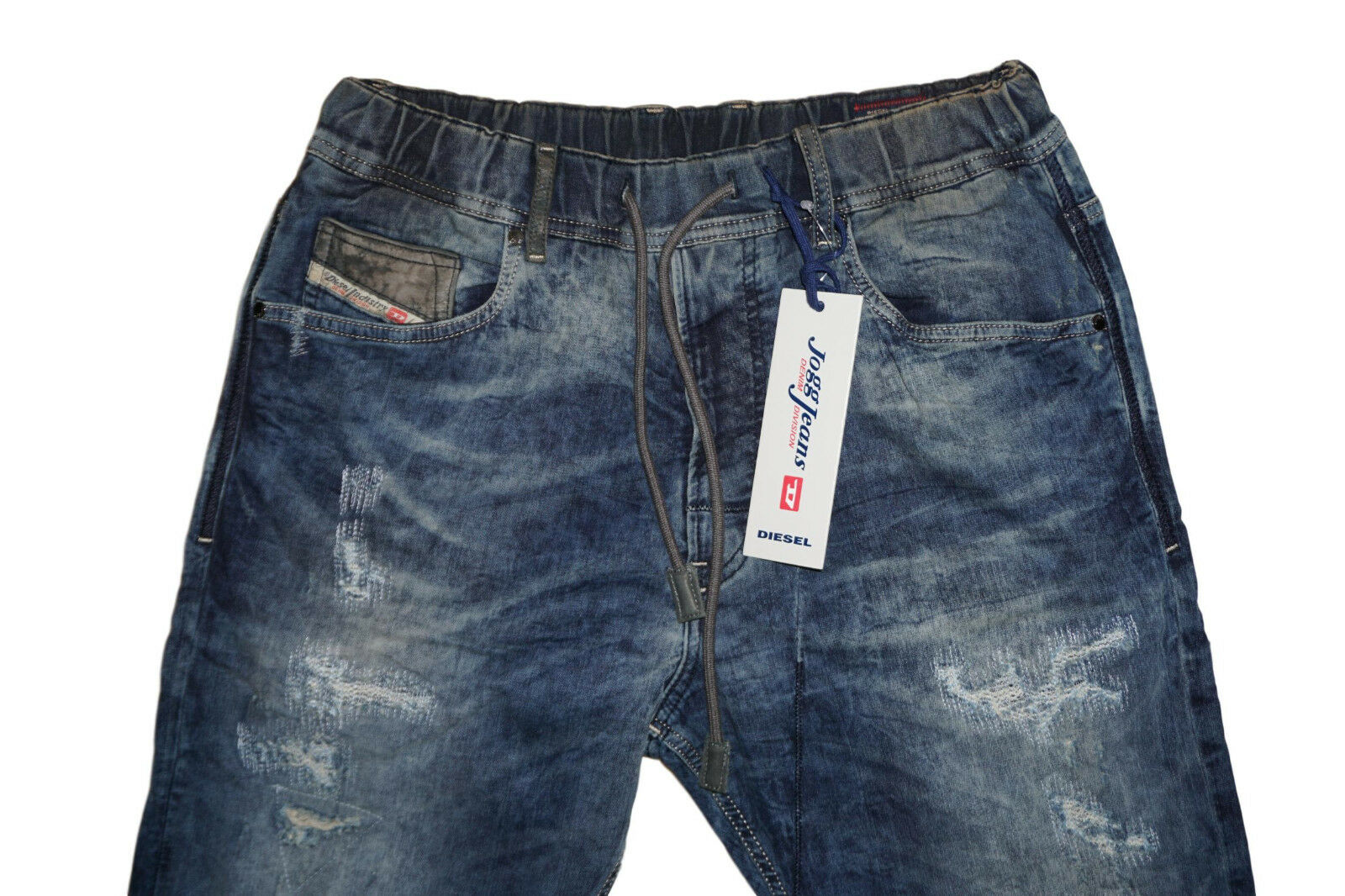 DIESEL NARROT-NE 0607W JOGG JEANS W34 100% AUTHENTIC