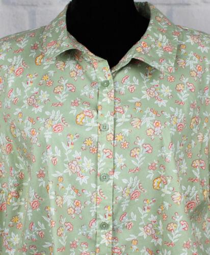 Liz Claiborne New York Sleeveless Button Front Shirt Style A214288 Size 2X