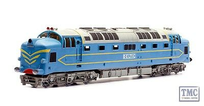 C009 Dapol OO Gauge DELTIC DIESEL LOCOMOTIVE PLASTIC KIT