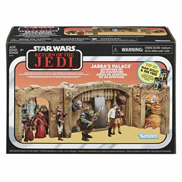 Hasbro Star Wars Return of the Jedi 3.75 in  Jabba's Palace