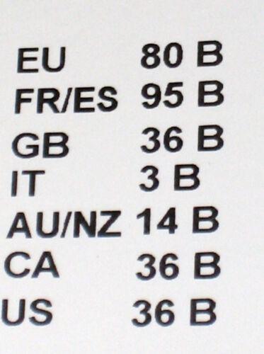 80 B GB 36 BeeDees Jardin 81 WHPM beige NEU FR 95 IT3 AE 7-50 TRIUMPH BH