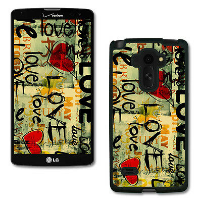 Design Collection Hard Phone Cover Case Protector For LG G Stylo LS770 #2536