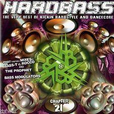 Hardbass 21 - 2CD - HARDSTYLE HARD TRANCE
