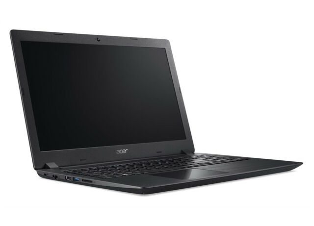 "Acer Aspire NX.GNPEK.015 A315-51-376T 15.6"" Laptop 4GB 1TB With BullGuard"
