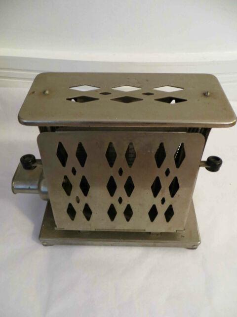 AEG No 247421 Toaster Art Deco Bauhaus Design Peter Behrens Retro Present!