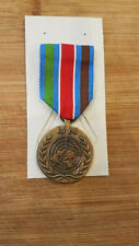 UNITED NATIONS UN BOSNIA MINI MEDAL WITH RIBBON @ £5 UNPROFOR