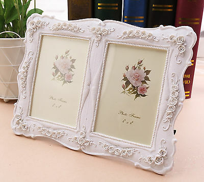 "French Shabby Chic Style Decorative 7""/10"" Baroque Photo Picture Frame"