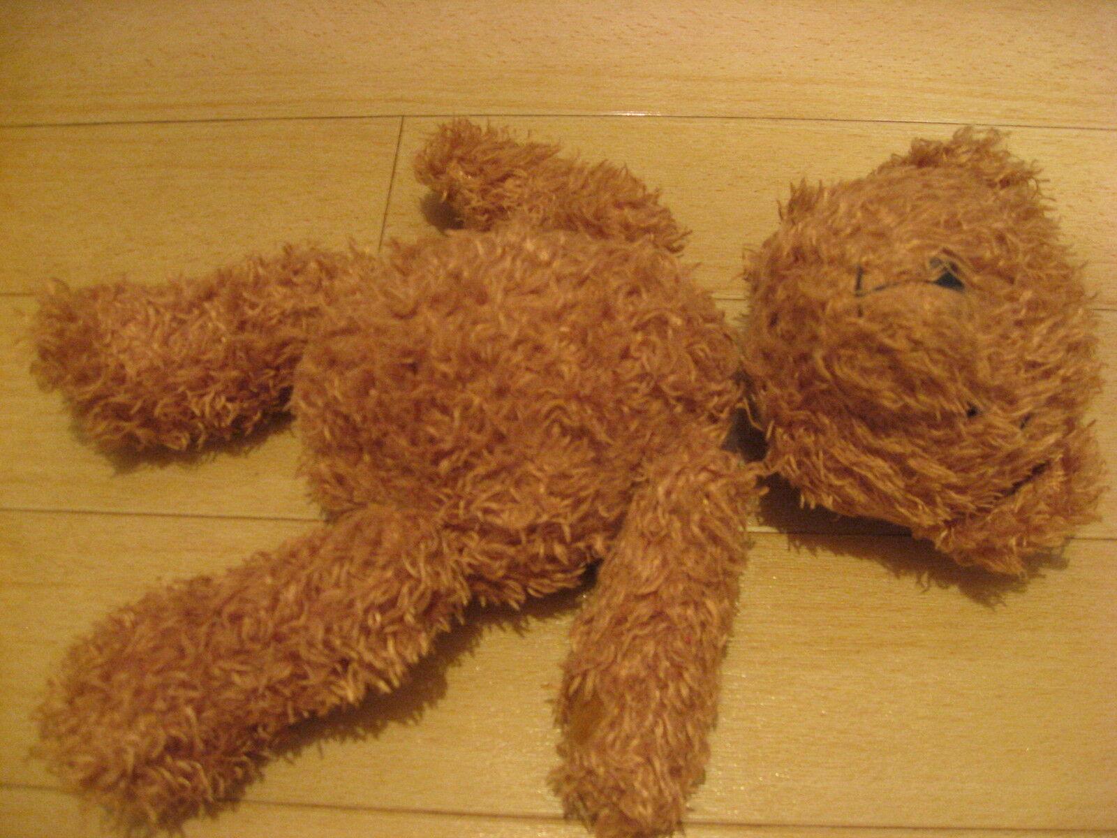 JELLY KITTEN  J191  APPROX 12 inch TEDDY BEAR with RATTLE INSIDE
