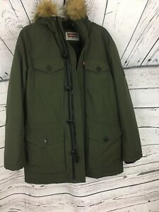 Small Mens Parka Coats