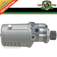523090m91 New Power Steering Pump For Massey Ferguson 65 165 255 302 304 3165