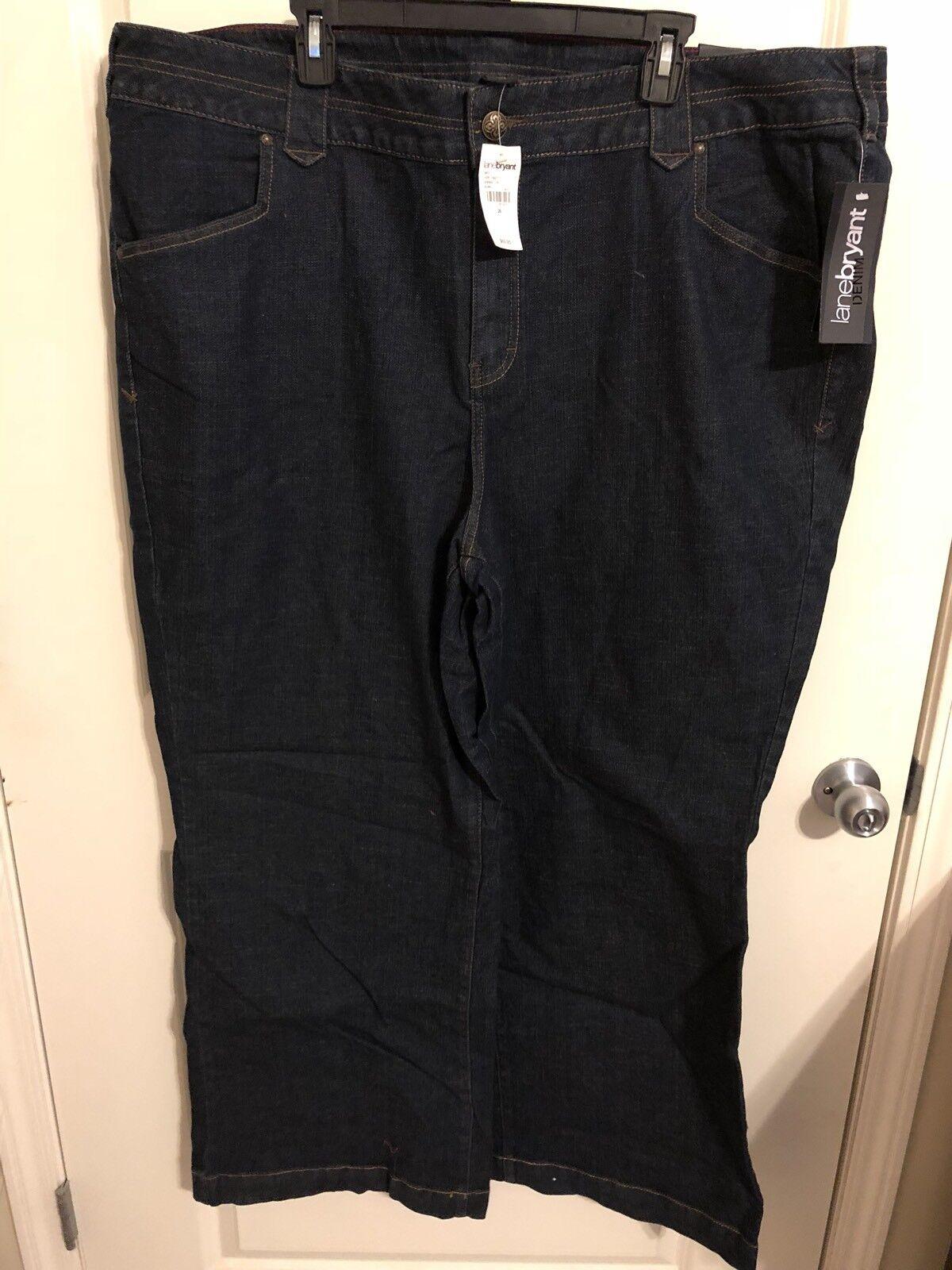 Lane Bryant Women's Jeans Denim Pants Size 26
