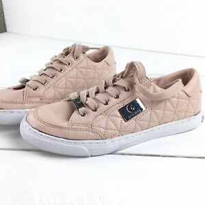 guess quilted sneakers