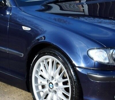 Bmw E46 03 05 Saloon Driver O S Wing Saloon Estate Painted 317 Orient Blue New Ebay