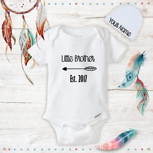 Boy/'s Baby Vest  Baby Shower Gift  New Baby Gift Baby BodysuitBaby Grow RomperOnesie Little Man