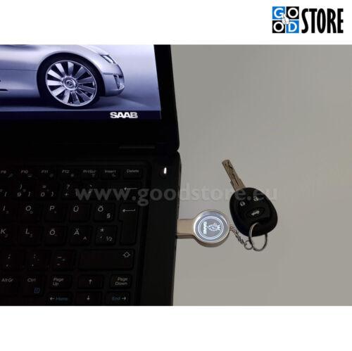 Various LED illumination Beautiful USB Flash Drive SAAB Griffin Logo 16GB