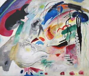 Wassily-Kandinsky-Improvisation-Poster-Reproduction-Giclee-Canvas-Print